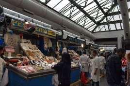 marché poisson rome